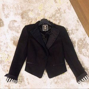 Juicy Couture wool blazer